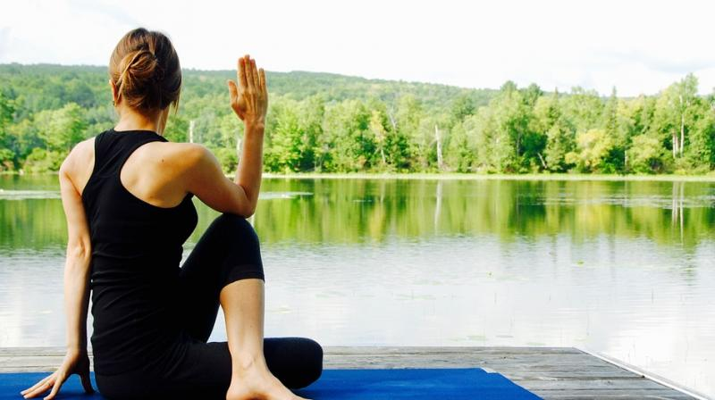 While yoga can be beneficial it can also result in musculoskeletal pain. (Photo: Pixabay)