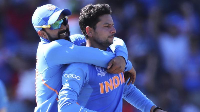 India next take on England on June 30. (Photo: AP)