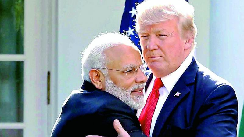 The move will hurt American exporters of these 28 items as they will have to pay higher duties, making those items costlier in the Indian market. (Photo: File)