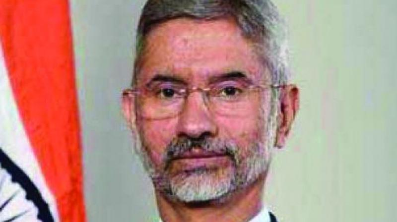 External Affairs Minister S Jaishankar (Photo:File)