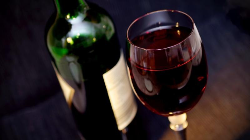 Potentially drinking one glass of red wine every two weeks is enough to have a beneficial effect. (Photo: Representational/Pixabay)