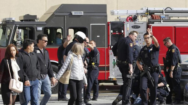 Few official details of the shooting were immediately available. (Photo: AP)