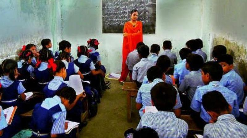 Panchayat Union Middle School at Keechankuppam village was among 100 government schools in the country chosen for the award, which carries a citation and Rs 50,000 cash prize. (Representational Image)