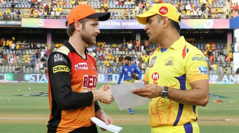 Southern spice grips Mumbai as CSK face SRH in pressure-cooker battle