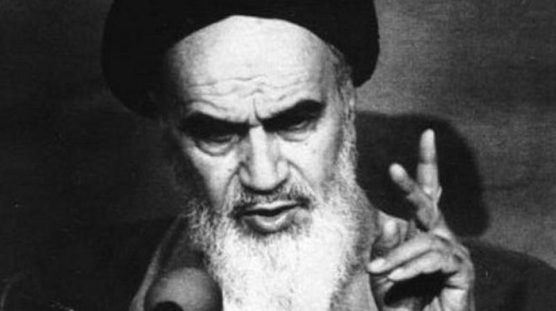 Ayatollah Khomeini (Photo: AP)