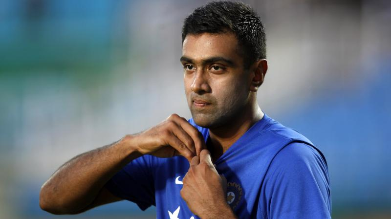 R Ashwin, who is leading the ICC Test rankings for all-rounders and bowlers, started the new year on a noble note by pledging his eyes. (Photo: AP)