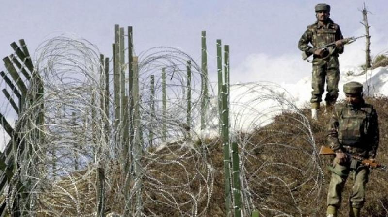 The BSF said that the Pakistan Rangers also opened indiscriminate fire towards the Indian positions apparently to provide covering fire to the infiltrating militants. (Photo: AFP/ Representational Image)