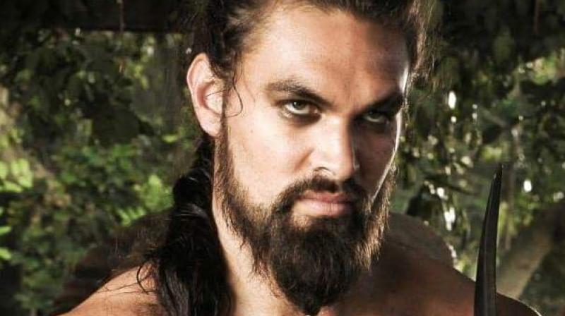 He recently appeared as Aquaman in 'Justice League.