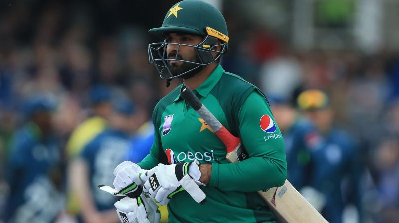 Pakistan batsman Asif Ali's 2-year-old daughter loses battle with cancer