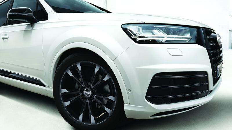 Audi to sell only 100 units of Q7 Black