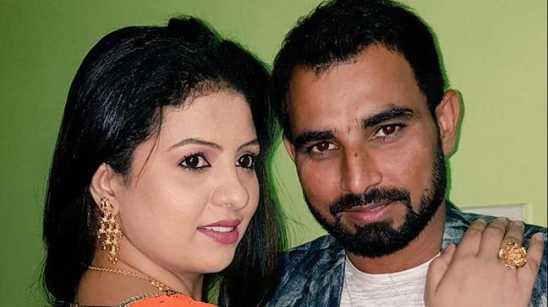 Jahan, who got married to the UP-born pacer in 2014 has also registered a complaint against him at Lal Bazar Police Station in Kolkata. (Photo: Twitter)