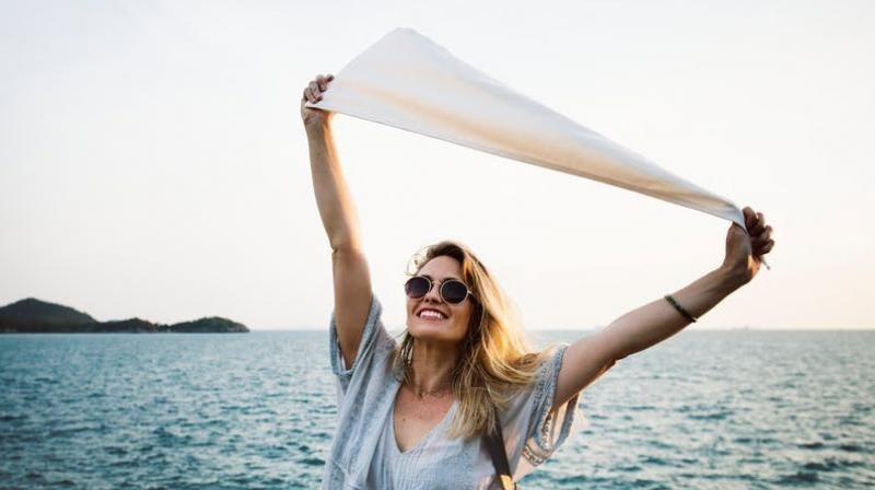 Survey finds women more satisfied with their lives than men. (Photo: Pexels)