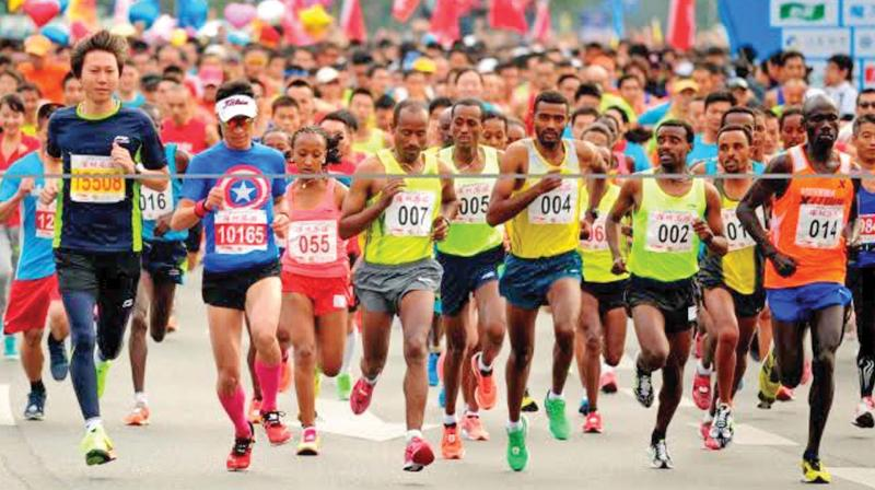 The history of Marathons far predates its inclusion in the Modern Olympic Games and its subsequent acceptance as a widely held, favourite endurance sport.