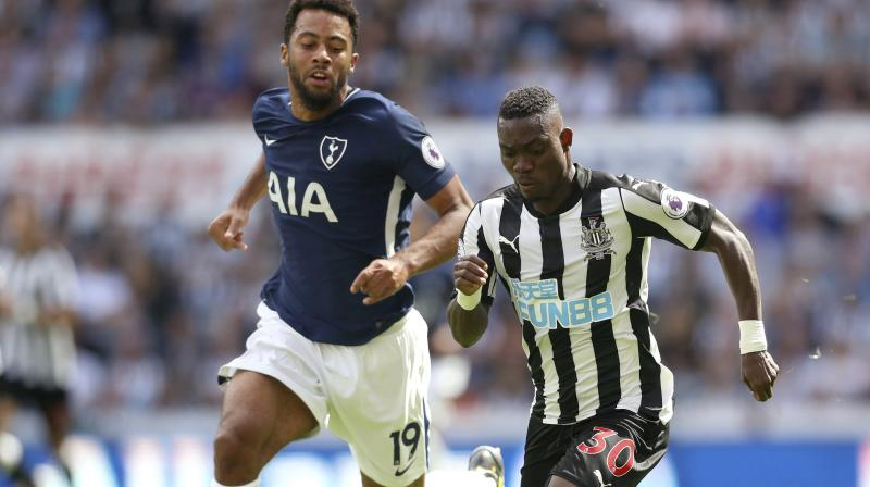 Tottenham Hotspur won their opening game aghainst Newcastle United. (Photo: AP)