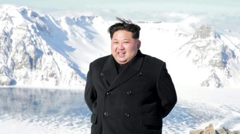 Kim Jong-Un (Photo: AFP)