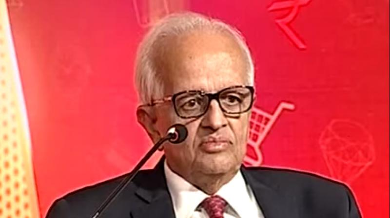 Terming the Modi government's performance as a mixed story, former RBI Governor Bimal Jalan on Sunday said the declining value of rupee and high non-performing assets continue to remain a cause for concern.(Photo: Youtube)