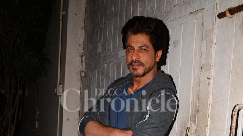 Shah Rukh's 'Raees' released on January 25.