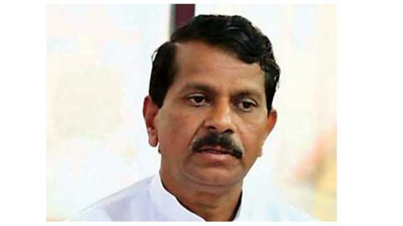 As per the seat-sharing arrangement between the Congress party and the Janata Dal (Secular), Chitradurga was given to the Congress whose MP, B.N. Chandrappa, represents the constituency in the Lok Sabha at present.