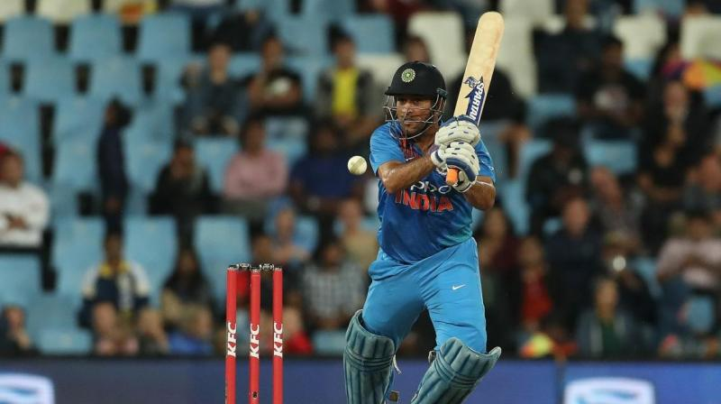 Struggling Indian wicketkeeper-batsman MS Dhoni was on Friday excluded from the T20 squads for the series against West Indies and Australia. (Photo: BCCI)