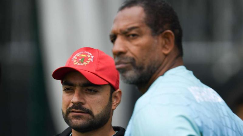 Former West Indies opener Phil Simmons on Friday pulled out of the race for the Indian cricket team chief coach's job. (Photo:AFP)