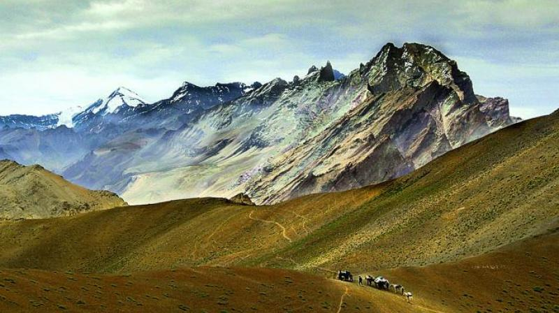 Mountains are home to over a billion people. They depend on these for food, water and energy.   (Representational Images)