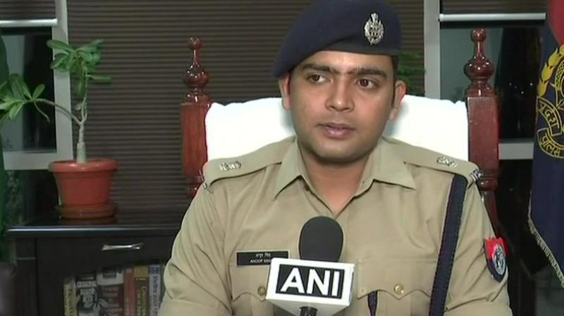 'Everyone has a personal and professional life. We will work as expected of our posts,' said Anoop Kumar Singh. (Photo: ANI)