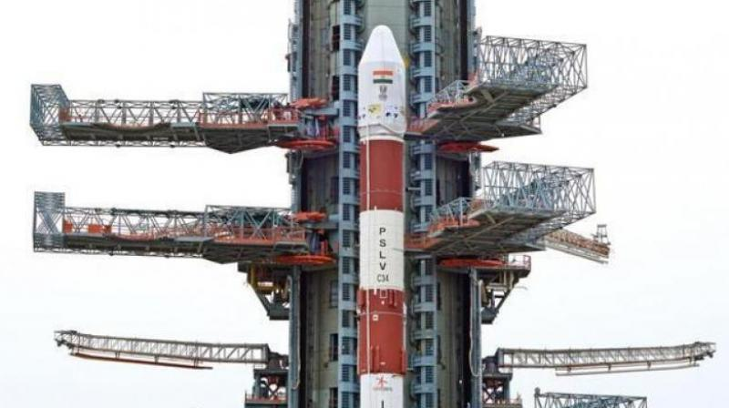 The first launch for the year is going to be PSLV-C37 with a whopping 103 satellites including Cartosat-2D in January 27.