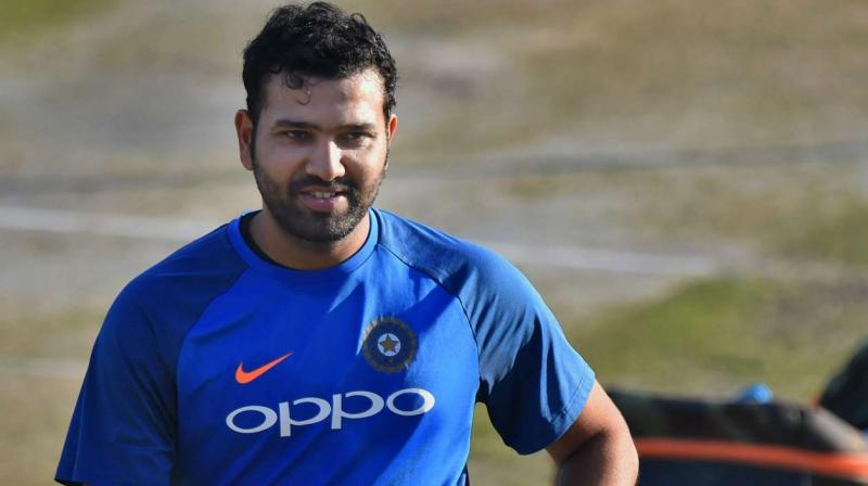 Rohit Sharma, is currently not a part of Team India's England Test squad and is enjoying a holiday break. (Photo: AFP)