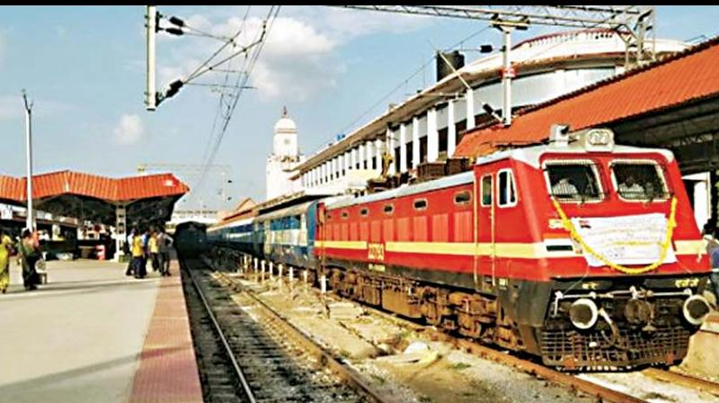 The modified automatic signalling system has already been introduced in Northern Railway and North Central Railway Zones.