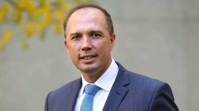 Dutton said there would have been 'significant consequences in our own country' if the govt had followed the opposition's advice by bringing all the refugees to Australia quickly. (Photo: Facebook)