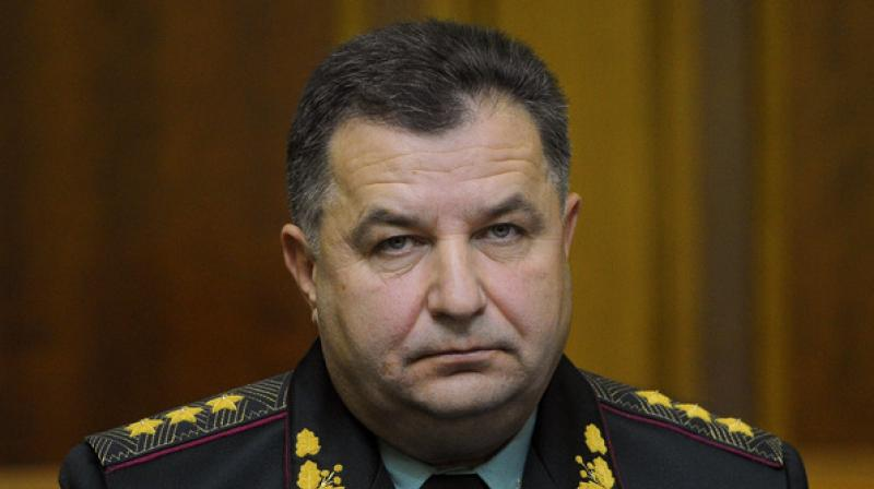 Ukraine's defence ministry said controls on the border with Russia have been tightened. (Photo: AP)