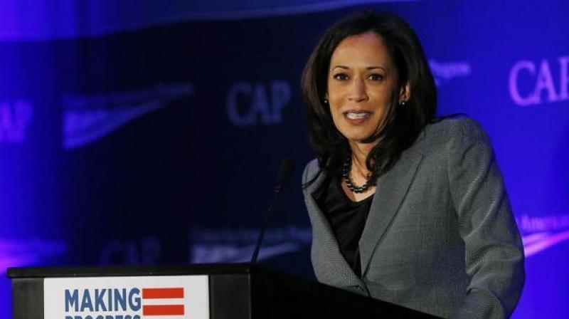 Indian American Senator Kamala Harris On List Of Top Global Thinkers