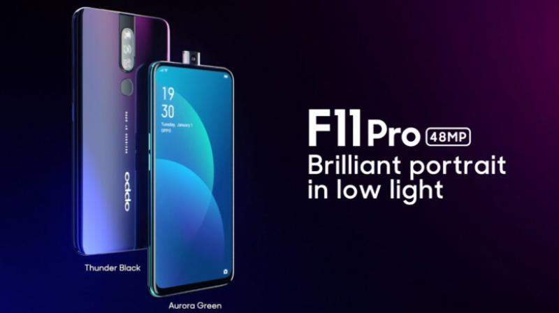 The 48MP camera takes in everything for crisp clear pictures and it is said to function well in low-light.