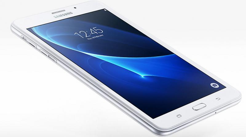 The Samsung Galaxy Tab A 7.0 costs Rs 9,500 and features a 4000mAh battery.