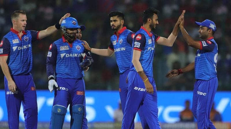 Delhi have their task cut-out to make it to the play-offs, but Badree said they were not looking too far ahead. (Photo: BCCI)