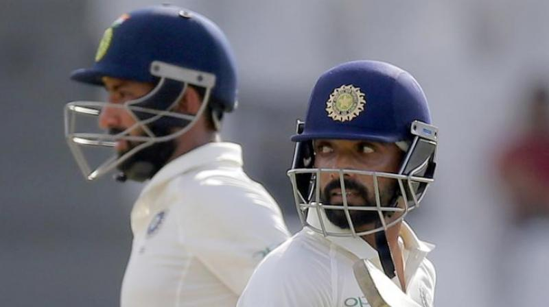 Seven of India's Test specialists may play a few games for various English county sides to prepare for the inaugural World Test Championship series in July and August. (Photo: AP)