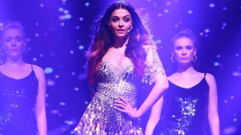 Aishwarya Rai Bachchan in a still from 'Fanney Khan.'