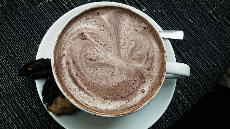 Researchers have found that a certain brand of hot chocolate was as salty as seawater, with 16 times more salt than the maximum target set by Public Health England. (Photo: Pixabay)