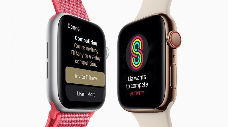 Apple watch series 4 cellular price in dubai