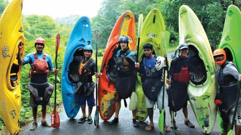The Academy of Adventure Sports (AAS) has submitted its Detailed Study Paper (DSP) to the State government over the proposed hubs to be set up at three places.
