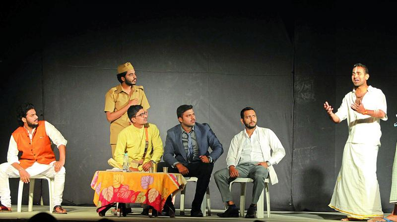 A passion for acting and the stage brings out the best in any actor, seasoned or amateur.