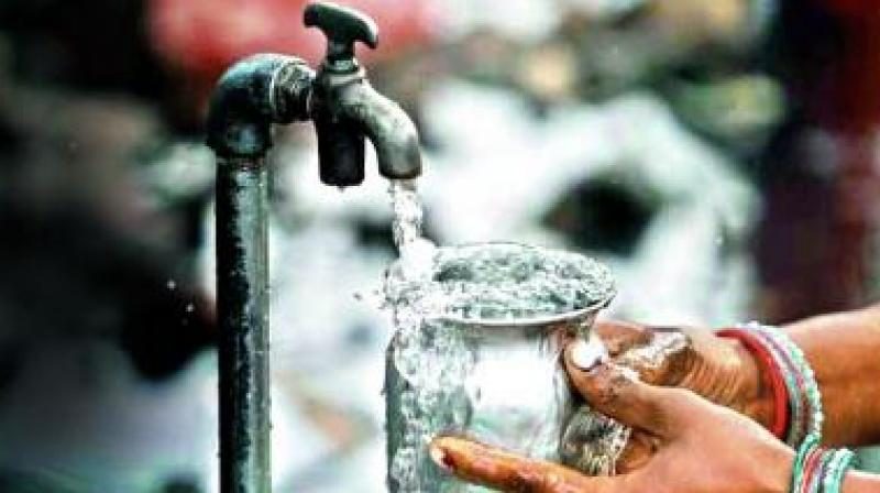 "Most of us consider water shortage a ""government problem"". (Representational Image)"