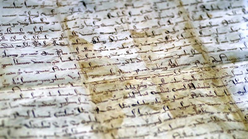 The digitisation could take more than a decade, using digital cameras and computer arrays alongside sophisticated cradles designed to support the more fragile manuscripts. (Photo: Representational/Pixabay)
