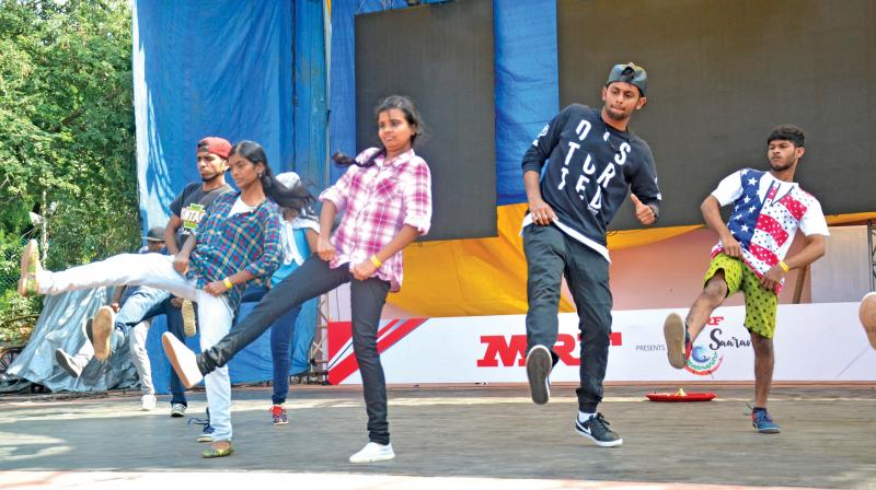Madras IITians are no more only focused on moving, chatting and cheering around the fest, but coming with the intention of focusing on social awareness and charitable activities. (Photo: DC)