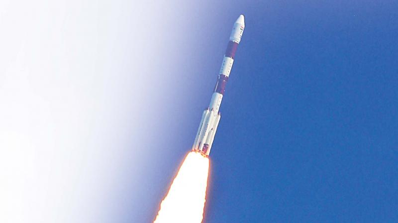 India sends its 100th satellite into space