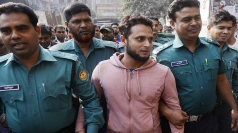 Arafat Sunny along with his mother is under investigation for demanding dowry from a woman. (Photo: AFP)
