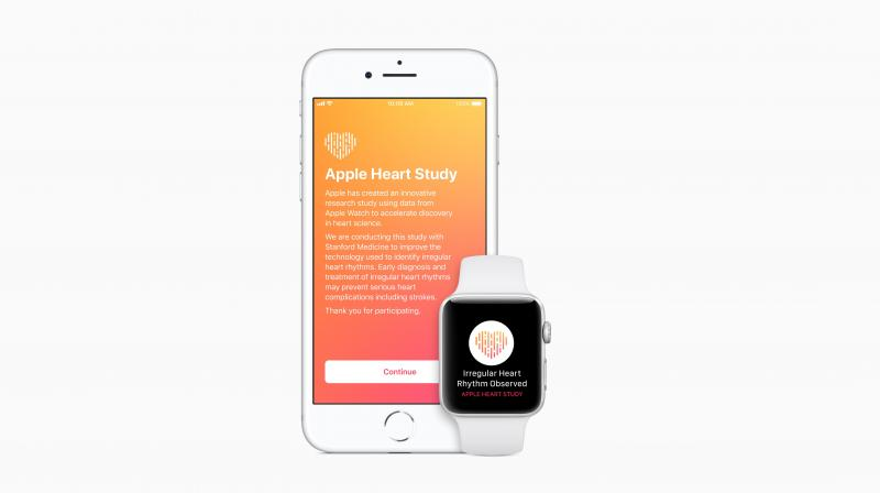 FDA approves new Apple Watch band for EKG readings