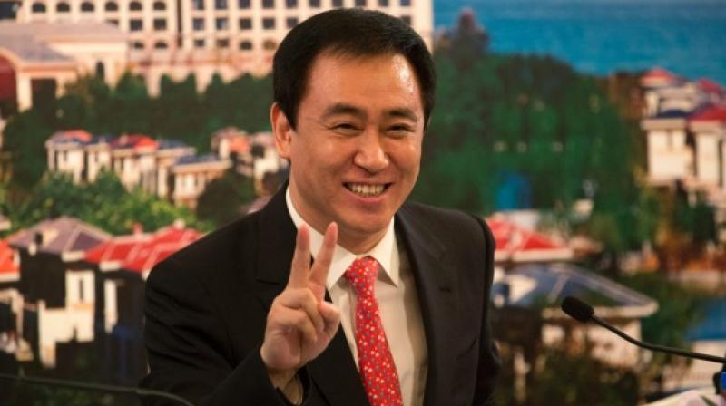 Chinese billionaire and real estate tycoon Hui Ka Yan. (Photo: AP).