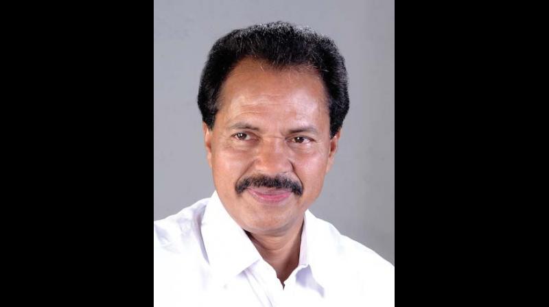 Senior Congress leader and Thrikkakara MLA P.T. Thomas