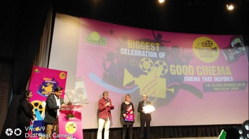 Smile Foundation - 4th Edition of Smile International Film Festival for Children and Youth Awards
